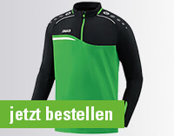 Jako Competition 2.0 Zip Top
