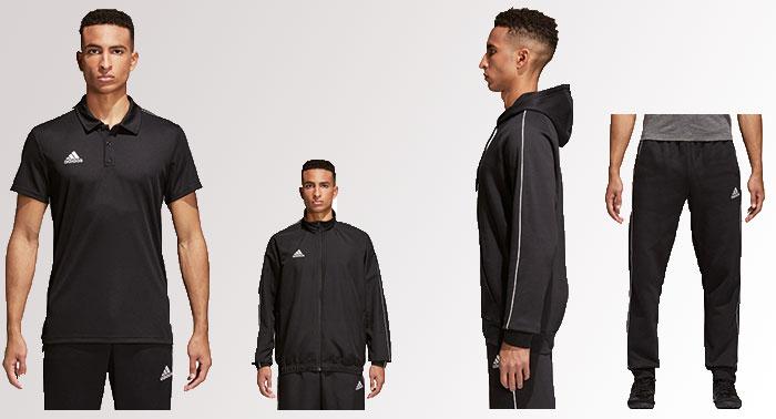 adidas Core 18 Teambekleidung günstig kaufen |