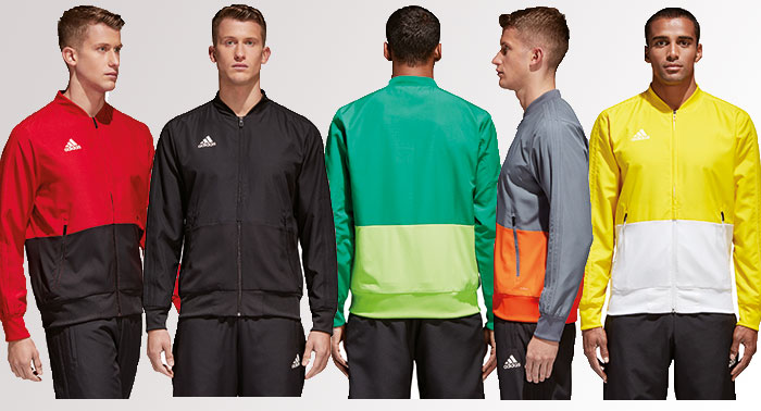 adidas kinder condivo 18 2in1 trainingshose