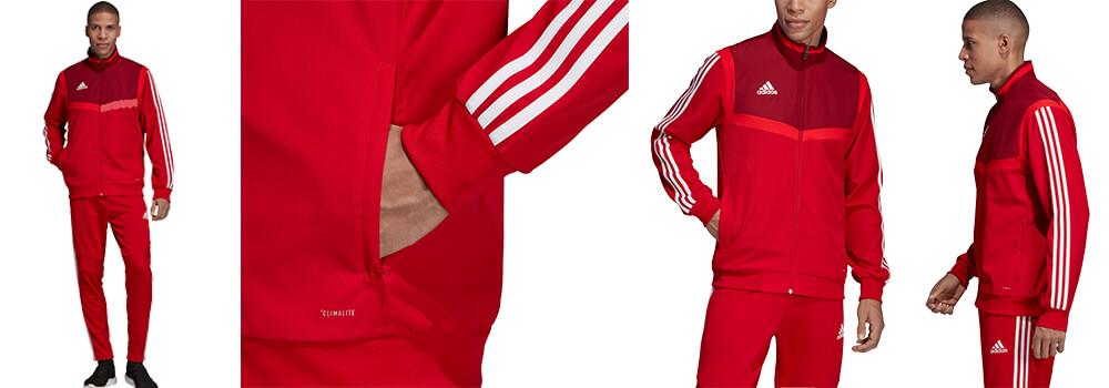 adidas Tiro 19 Trainingsanzug Damen im Teamstolz Shop