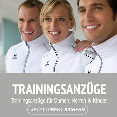 Trainingsanzüge für Teams