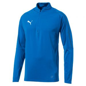 Final Training Zip Top